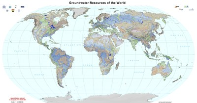 groundwater world